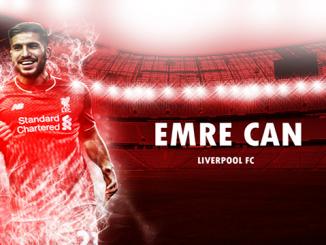 Emre Can Akan Dipertahankan Klub Liverpool