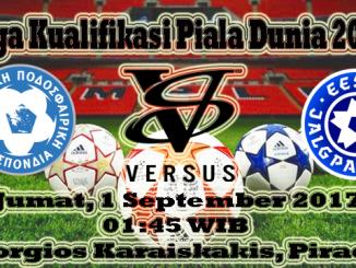 Prediksi Bola Akurat Greece vs Estonia