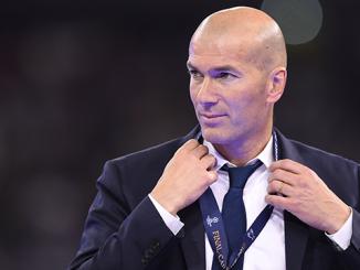 Zidane Sudah Puas Dengan Para Pemainnya Yang Sekarang