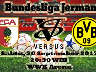 Prediksi Bola Terbaik Augsburg VS Borussia Dortmund