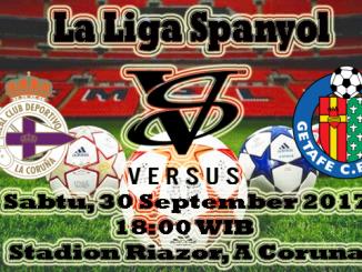 Prediksi Bola Terbaik Deportivo La Coruna VS Getafe