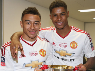 Lingard Sebut Man United Telah Bermain Dengan Benar