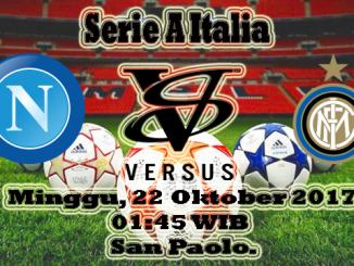 Prediksi Bola Napoli VS Inter Milan