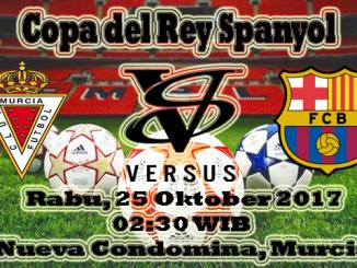 Prediksi Jitu Real Murcia VS Barcelona