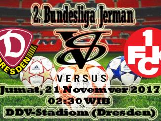 Prediksi Bola Akurat Dynamo Dresden VS Kaiserslautern