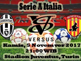 Prediksi Bola Jitu Juventus VS Benevento