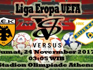 Prediksi Skor Bola Athena VS Rijeka
