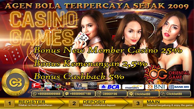 Daftar Agen Oriental Casino Terpercaya Di Indonesia Sejak Tahun 2009