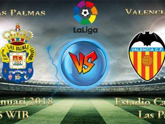 Prediksi Bola Las Palmas vs Valencia