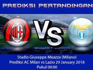 Prediksi Bola Milan vs Lazio