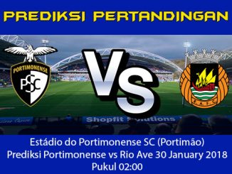 Prediksi Bola Portimonense vs Rio Ave