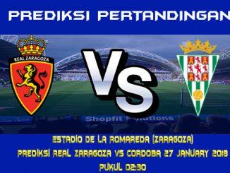 Prediksi Bola Real Zaragoza vs Cordoba