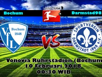 Prediksi Skor Bola Bochum vs Darmstadt 98