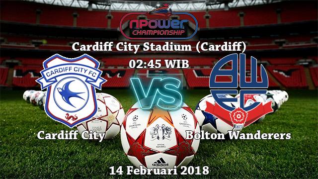Prediksi Skor Jitu Cardiff City vs Bolton Wanderers