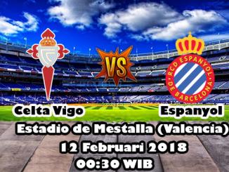 Prediksi Skor Akurat Celta de Vigo vs Espanyol