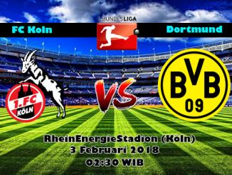 Prediksi Bola Jitu Koln vs Borussia Dortmund