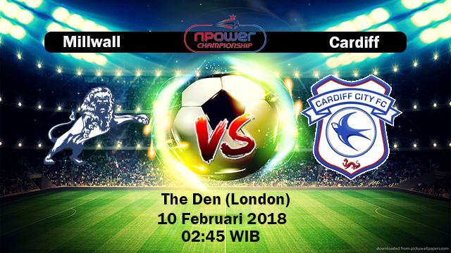 Prediksi Skor Bola Millwall vs Cardiff City