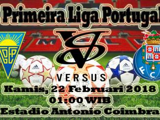 Prediksi Skor Bola Estoril vs Porto