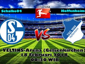 Prediksi Skor Bola Schalke 04 vs Hoffenheim