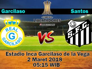 Prediksi Skor Jitu Real Garcilaso vs Santos