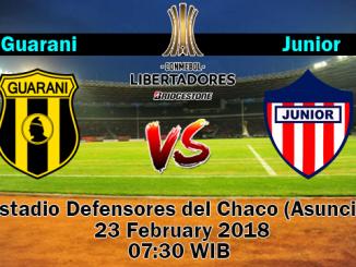 Prediksi Skor Akurat Guarani vs Junior