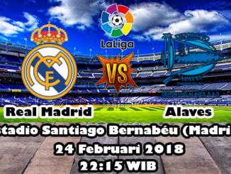 Prediksi Skor Akurat Real Madrid vs Deportivo Alaves