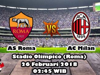 Prediksi Skor Akurat Roma vs Milan