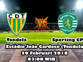 Prediksi Skor Bola Tondela vs Sporting Lisbon