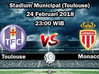 Prediksi Skor Akurat Toulouse vs Monaco
