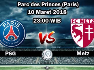 Prediksi Bola Terbaik PSG vs Metz