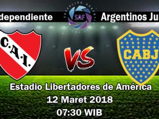 Prediksi Bola Terbaik Independiente vs Argentinos Juniors
