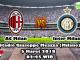 Prediksi Bola Terbaik Milan vs Inter Milan