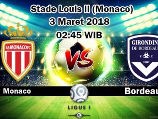 Prediksi Skor Jitu Monaco vs Bordeaux