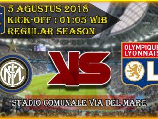 Prediksi Internazionale vs Olympique Lyonnais