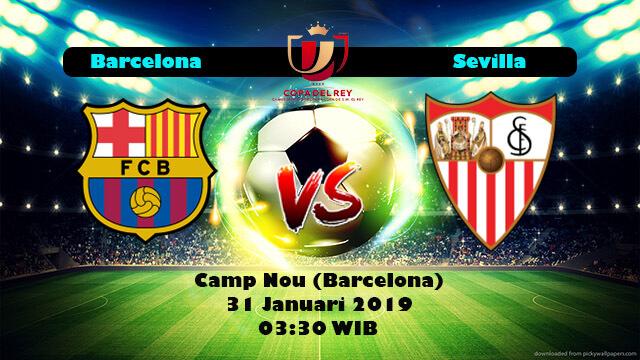 Prediksi Barcelona Vs Sevilla