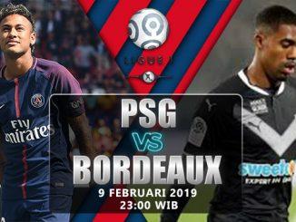 Prediksi PSG vs Bordeaux