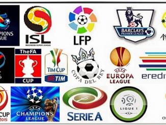 Jadwal Pertandingan Sepak Bola 20 September 2017