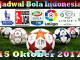 Jadwal Bola Indonesia