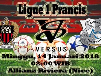 Prediksi Bola Nice VS Amiens SC