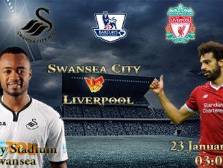 Prediksi Bola Swansea City vs Liverpool