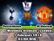 Prediksi Bola Jitu Tottenham Hotspur vs Manchester United