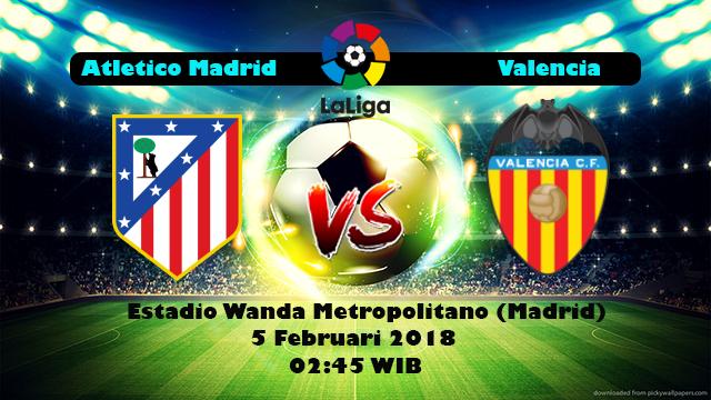 Prediksi Bola Jitu Atletico Madrid vs Valencia