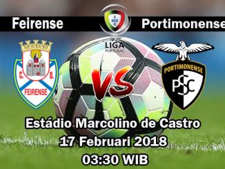 Prediksi Skor Jitu Feirense vs Portimonense
