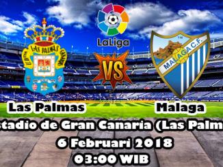 Prediksi Bola Jitu Las Palmas vs Malaga