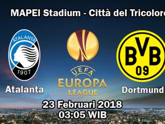 Prediksi Skor Akurat Atalanta vs Borussia Dortmund