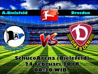 Prediksi Skor Akurat Arminia Bielefeld vs Dynamo Dresden