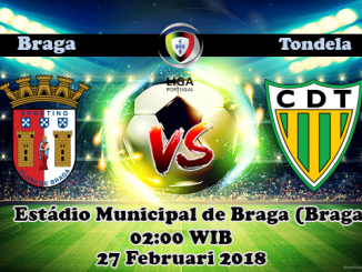 Prediksi Skor Akurat Sporting Braga vs Tondela