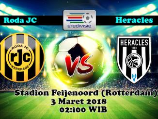 Prediksi Skor Jitu Roda JC vs Heracles