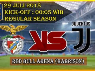 Prediksi Benfica vs Juventus